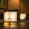 Onyx Designer Leuchte ITSU One im Wohnzimmer