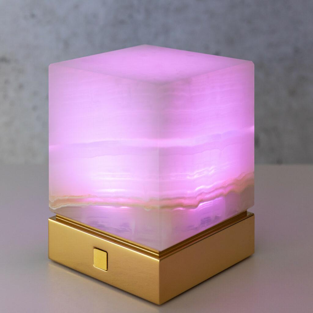Onyx Designer Lamp ITSU One pink